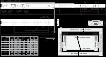 Направляющие механизмы DB DB3501Zn/250